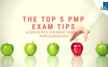 pmp exam tips