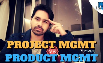 project mgmt vs product mgmt - Product Management vs Project Management