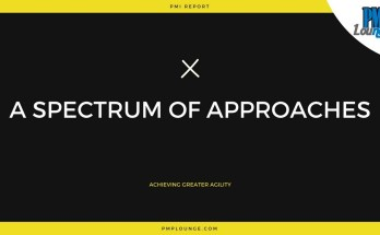 spectrum of approaches - A Spectrum of Approaches - Achieving Greater Agility