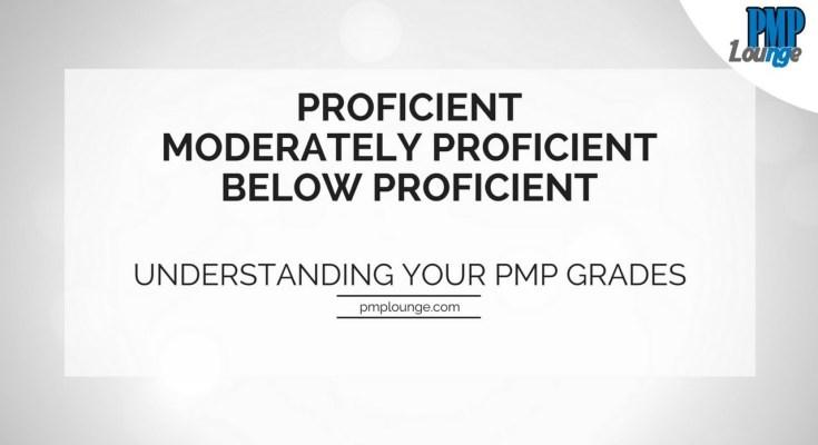 proficient moderately proficient below proficient - Proficient, Moderately Proficient, Below Proficient | Understanding your PMP Exam Result
