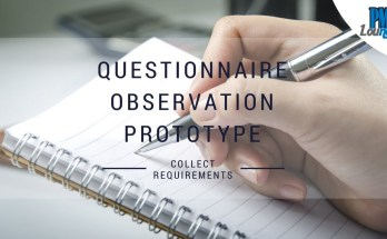 questionnaire observation prototype - Collect Requirements Tools and Techniques - Questionnaire, Observation and Prototype