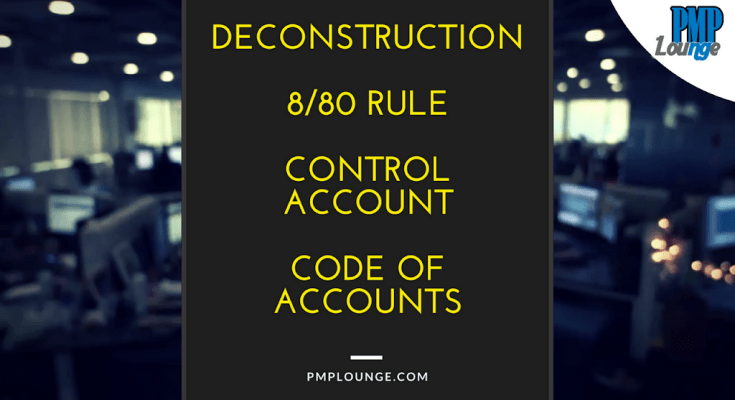 pmplounge 2B 2Byoutube - Deconstruction, 8/80 Rule, Control Account and Code of Accounts