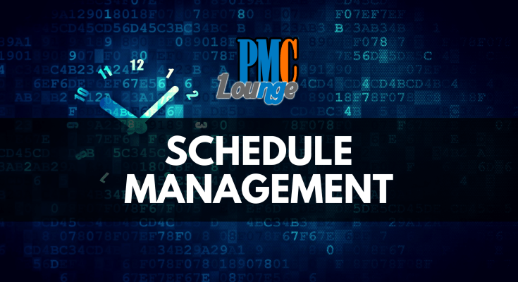 schedule management - Schedule Management