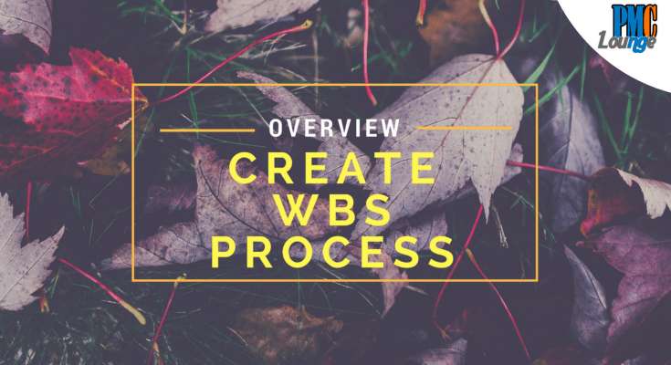 Overview of Create WBS Process Revise the imp. concepts WBS WBS Dictionary Control Account - Overview of Create WBS Process | Revise the important concepts - WBS | WBS Dictionary | Control Account