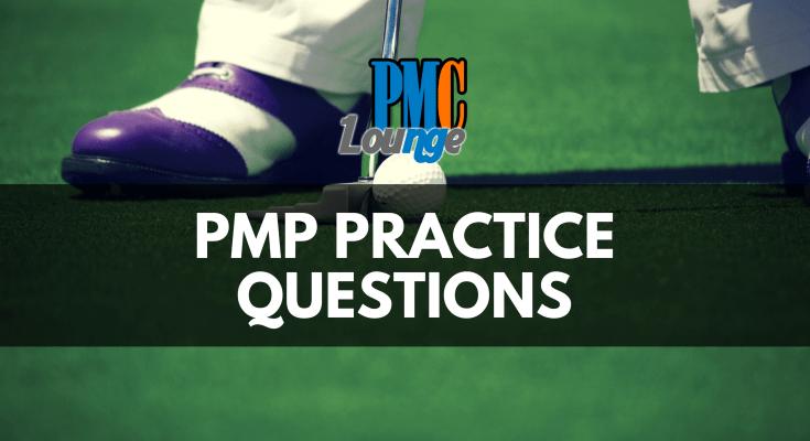 pmp practice questions - PMP Practice Questions