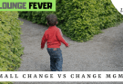 small change vs change management - Small Change vs Change Management