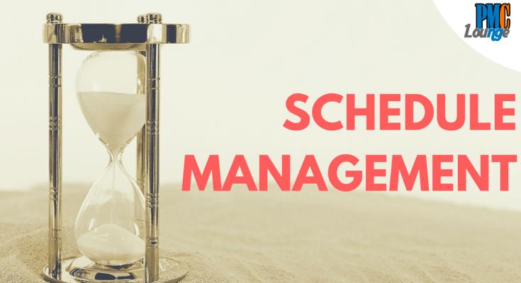 project schedule management time management basics - Schedule Management - The Basics