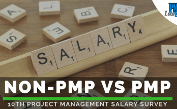 non pmp vs pmp salaries project management salary survey - Non-PMP vs PMP Certified Project Manager Salary | 10th Project Management Salary Survey by PMI