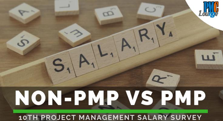 non pmp vs pmp salaries project management salary survey - Non-PMP vs PMP Certified Project Manager Salary | 10th Project Management Salary Survey by PMI