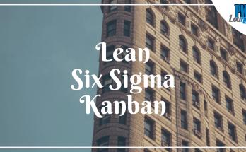 lean six sigma kanban