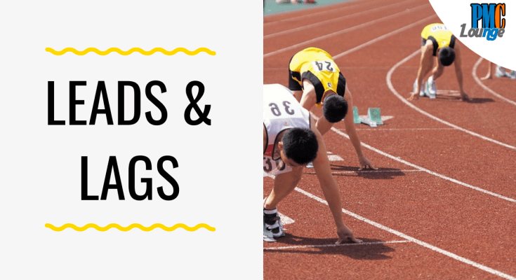 leads and lags - Leads and Lags with examples