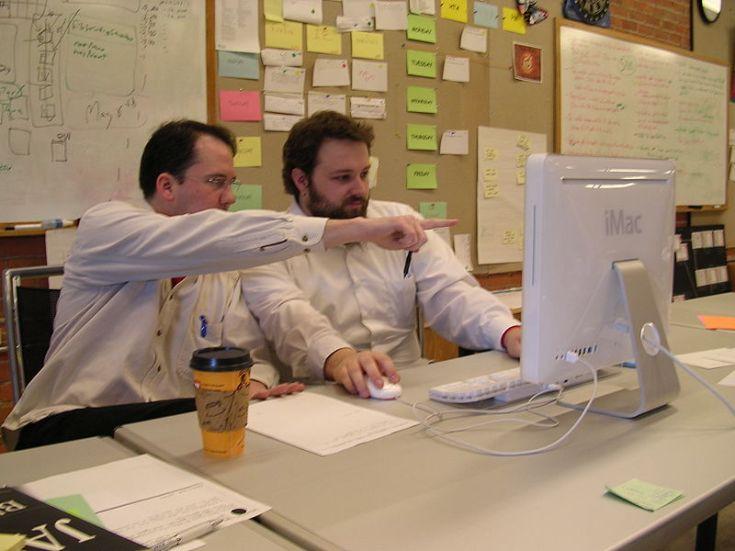 pair programming in extreme programming