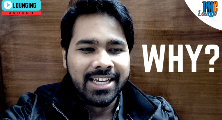 shoaib qureshi pmc lounge vlogs why am i on youtube - Why am I on YouTube?