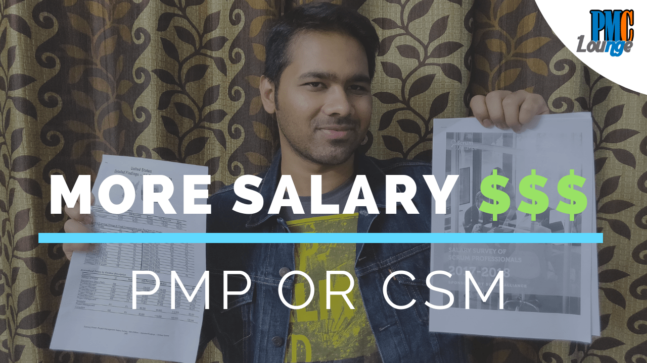 Pmp Vs Csm Which Certification Offers Better Salaries Pmc Lounge