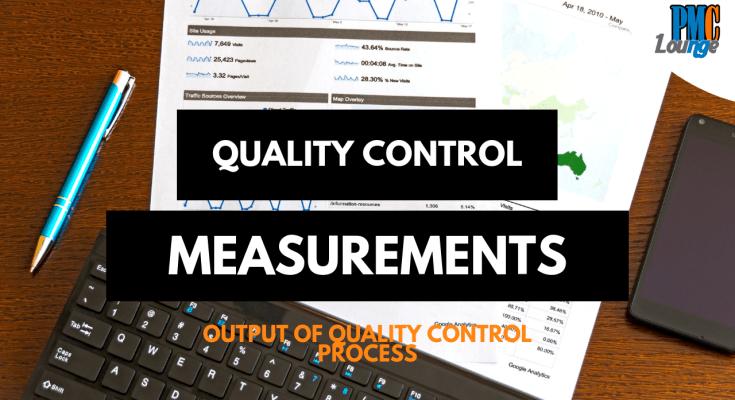 quality control measurements - Quality Control Measurements