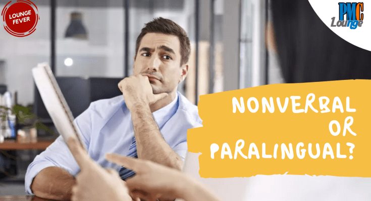 difference between nonverbal and paralingual communication - Difference between Nonverbal and Paralingual Communication
