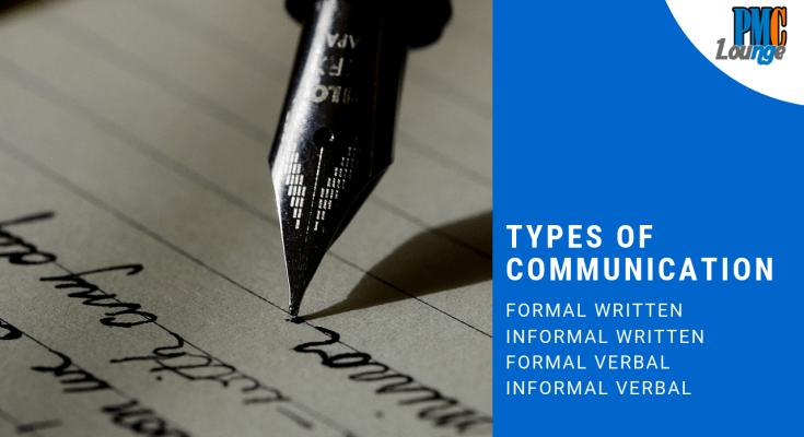 types of communication - Types of Communication