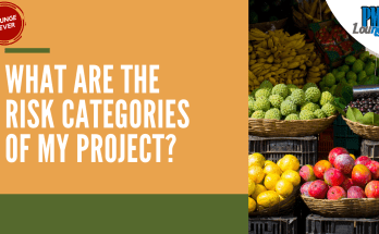 what are the risk categories of my projec - How do I find the Risk Categories of my Project?