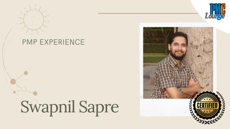 swapnil sapre pmp experience - PMP Experience - Swapnil Sapre