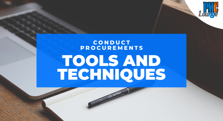 tools and techniques of conduct procurements - Tools and Techniques of Conduct Procurements Process