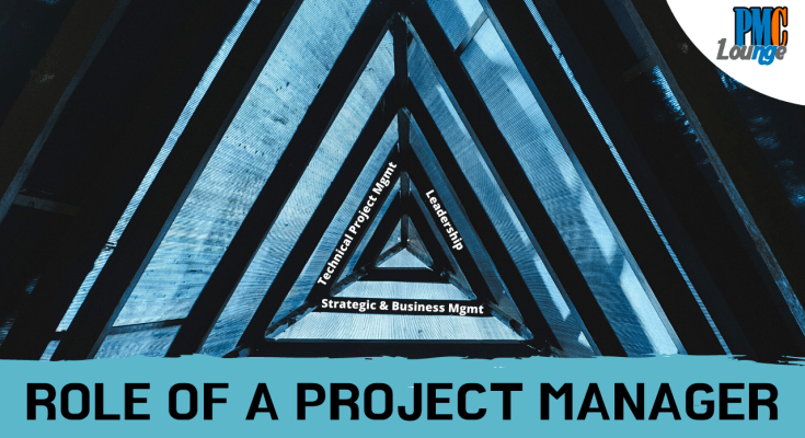 role of a project manager technical project management leadership strategic and business management - Three aspects of a Project Manager's Role