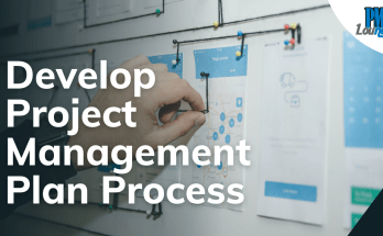 develop project management plan process - Develop Project Management Plan Process