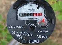Water Basics - Water Meter