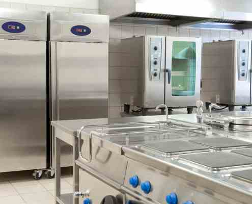 Putnam Mechanical Commercial Kitchen