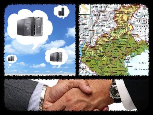 Cloud Computing? Ecco le 23 PMI Venete finanziate per diffonderlo