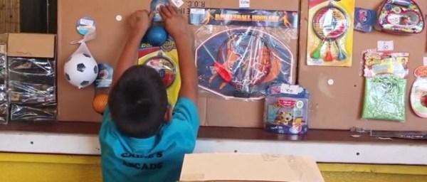 Caine's Arcade: La sala giochi di cartone