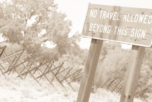 Bosque Restrictions