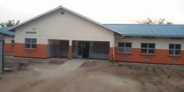 Maternity Block at Nawangisa HC II Bugweri District (PHOTO/File)
