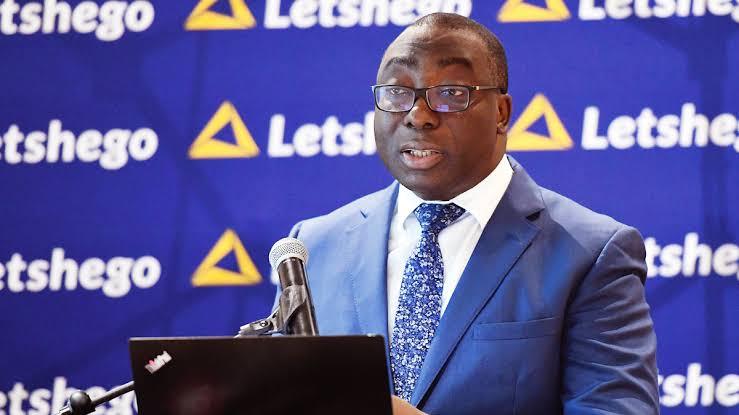 Andrew Okai, Group Chief Executive, Letshego Holdings Limited.