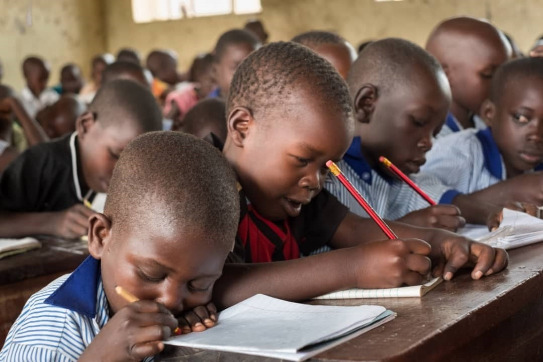 The new system will help track numbers and progress of learners (PHOTO/Unicef).
