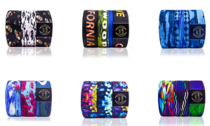 Add a dash of style to your look with REVL ZUU fashionable wristbands!