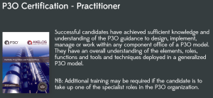 P3O Practitioner