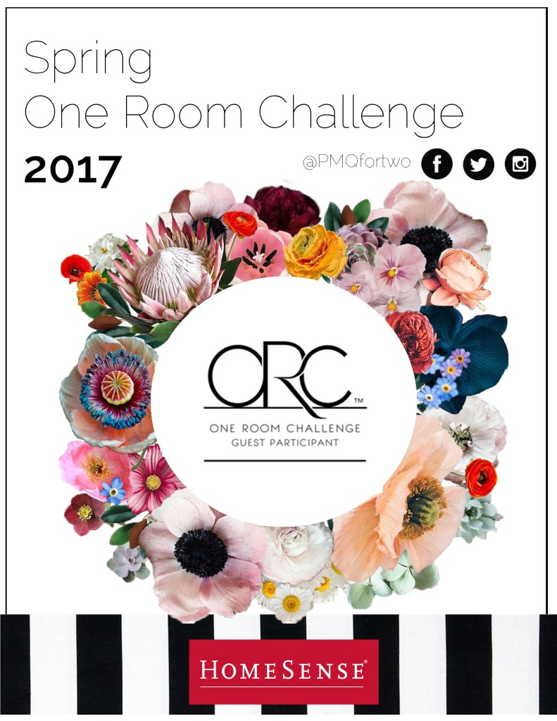 Spring One Room Challenge – The Great Outdoors