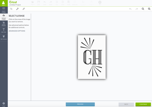 cricut How to upload your own files