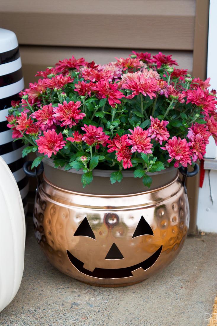 Americana Decor Outdoor Living Paint DIY Halloween Doormat