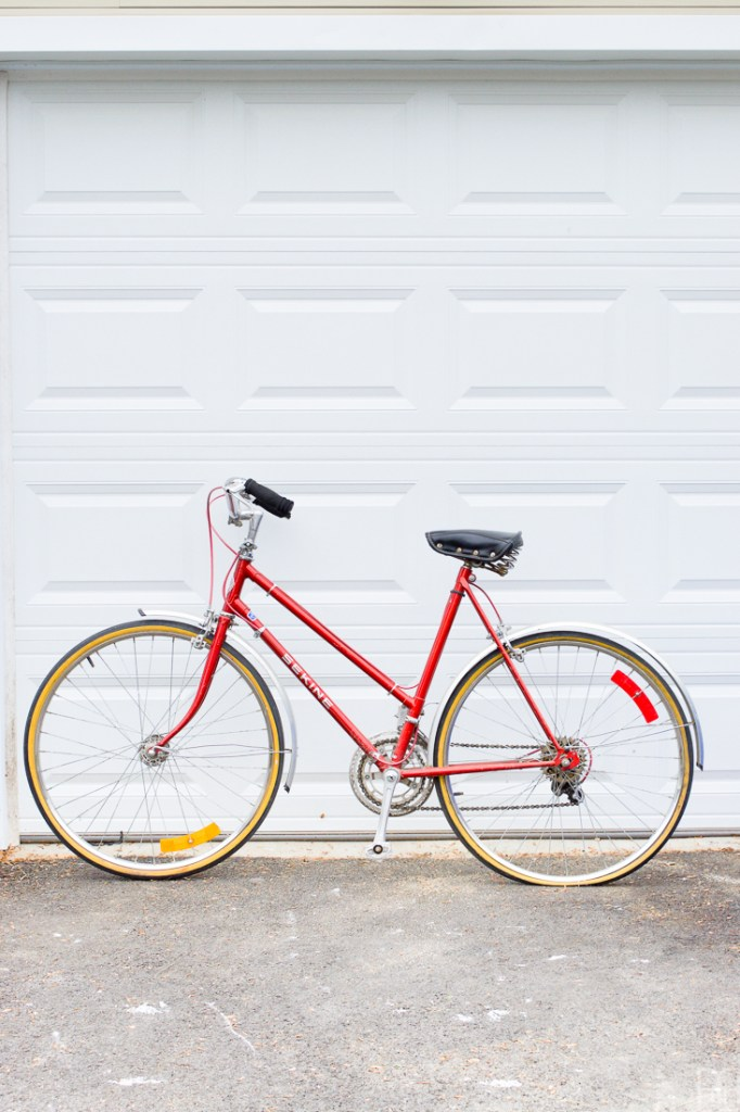 HER Bike Makeover • PMQ for two