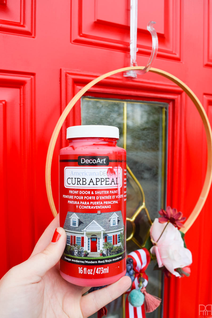 DecoArt Curb Appeal Paint