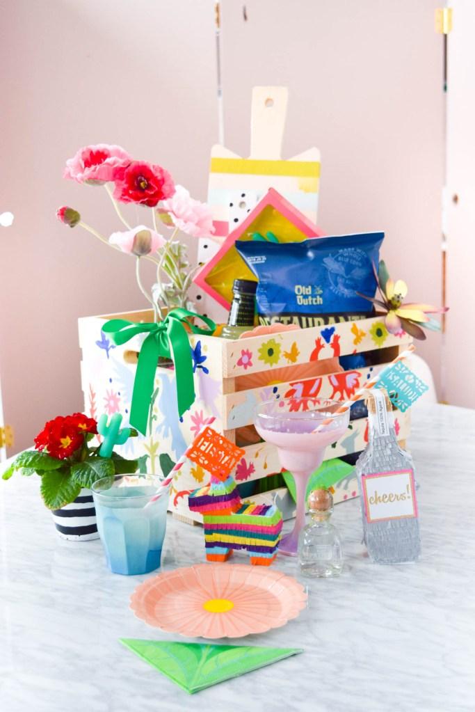 Cinco de Mayo Party Box