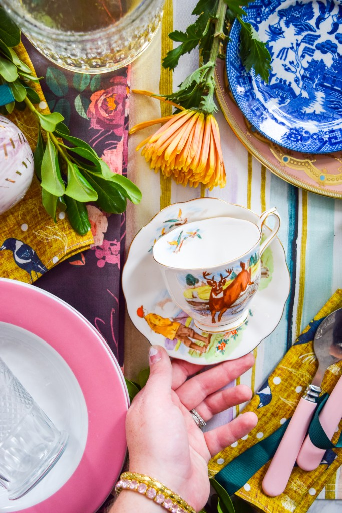3 Bold Thanksgiving Place Setting Ideas
