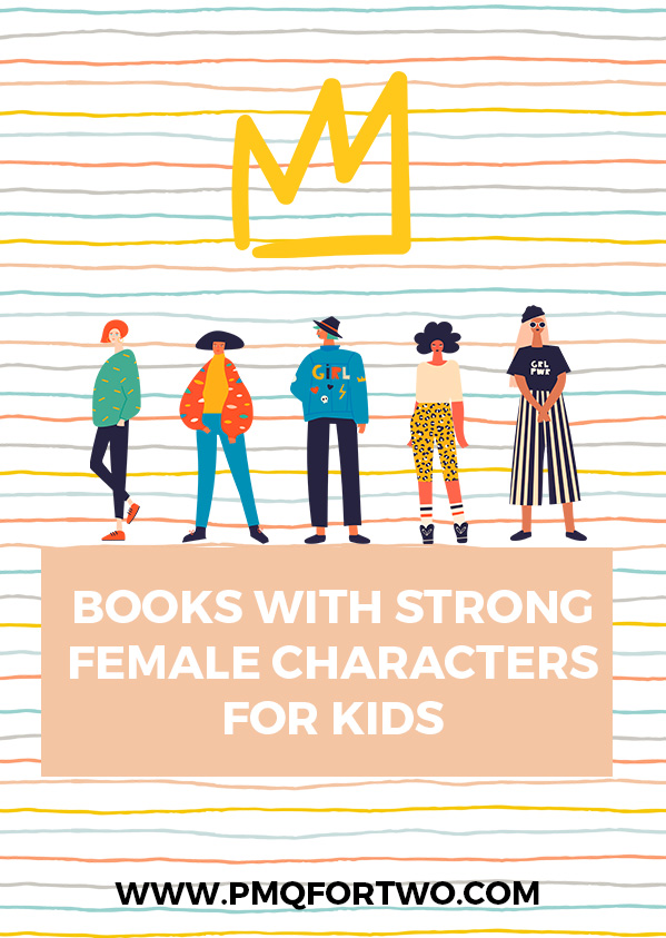 Knowledge is power, and baby & kids books with a strong female lead are how we present alternate narratives for the next generation!