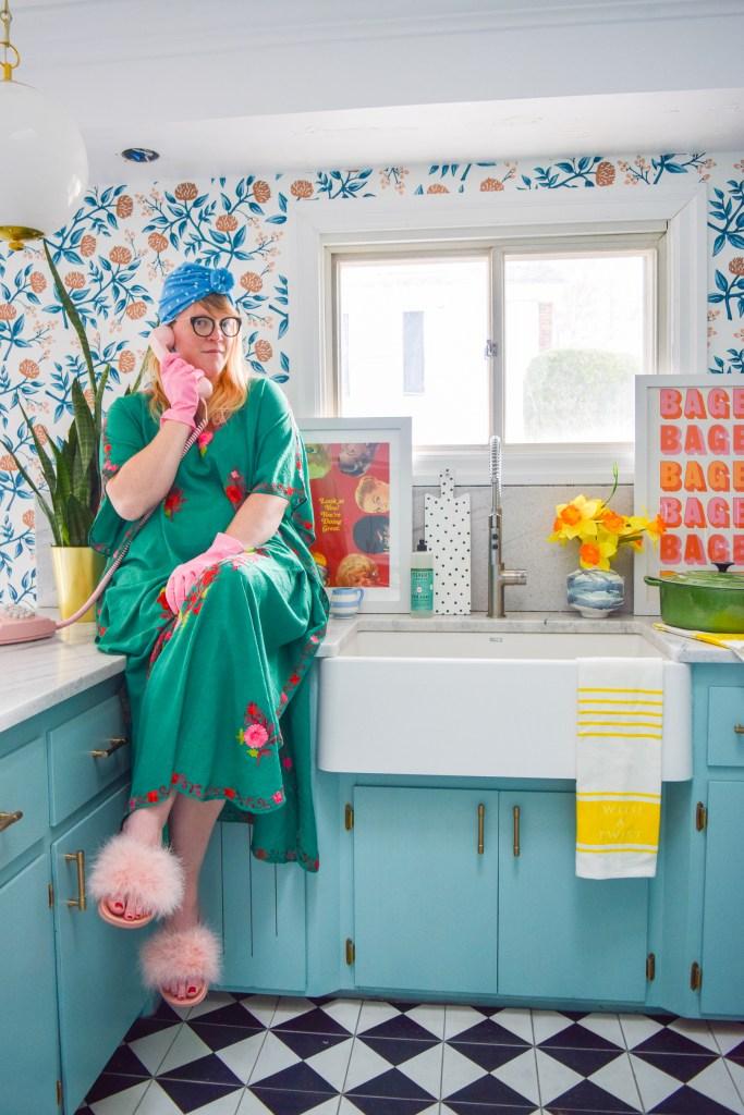 Choosing A Retro Kitchen Sink