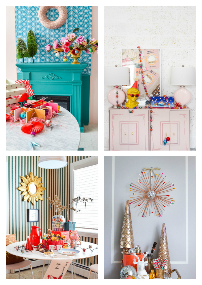 Retro Holiday Ideas by PMQ For Two