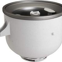 KitchenAid KICA0WH 2 Quart Ice Cream Maker Stand Mixer Attachment…