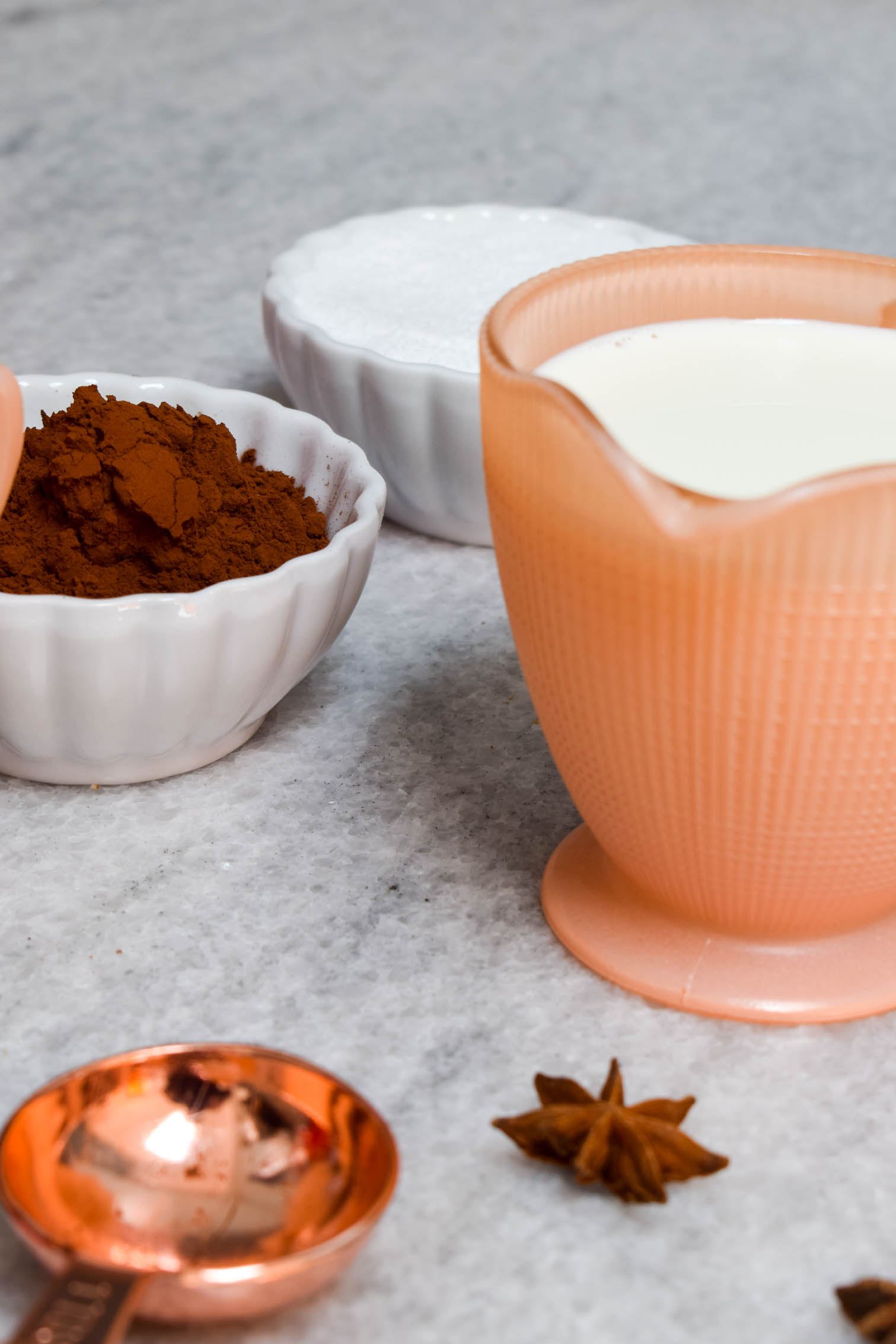 Low carb hot chocolate is full of tasty, fatty goodness! This recipe tastes even better than regular hot chocolate, and easy to see why. Make your own using your Kitchen Aid k400 Blender (it chopped up the dark chocolate so easily!), and enjoy a cup of the good stuff.