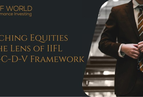 Approaching Equities From The Lens of IIFL AMC's S-C-D-V Framework
