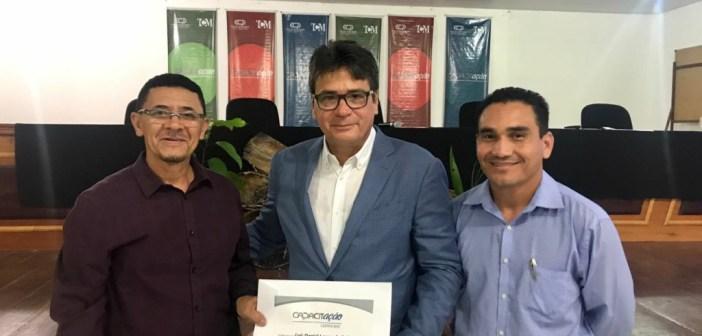 São Sebastião da Boa Vista recebe projeto CAPACITação do TCM-PA